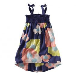 Tea Collection Two Tie Surf Lily Dress