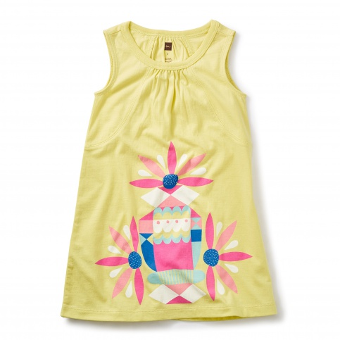 LaPointe Graphic Dress