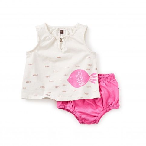 Mallacoota Baby Outfit