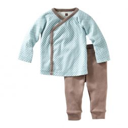Tea Collection Moon Jacket And Pant Set