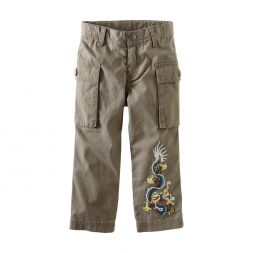 Tea Collection Sejong Dragon Pants