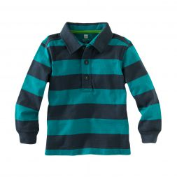 Rohkea Stripe Polo