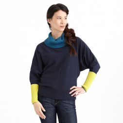 Tea Collection Sublima Colorblock Sweater