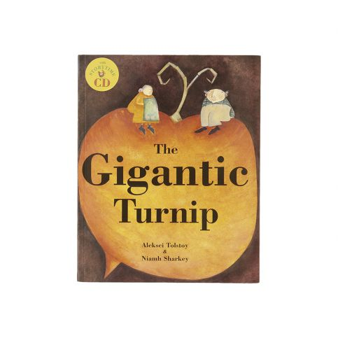 The Gigantic Turnip | Tea Collection