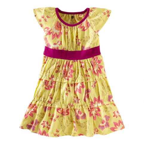 Ardmore Floral Twirl Dress