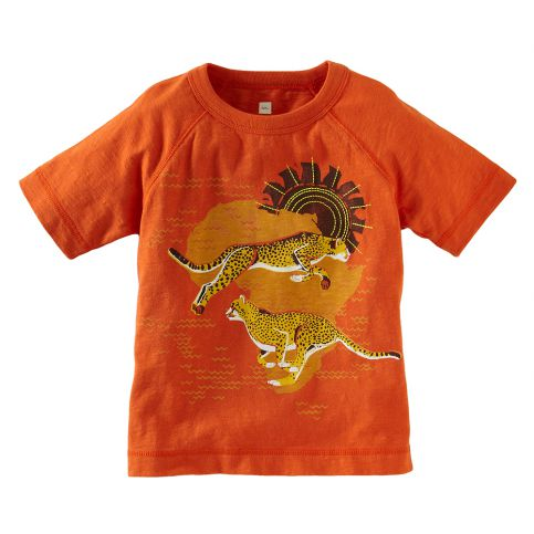 Racing Cheetah Tee