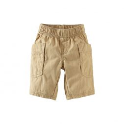 Encomo Side Pocket Shorts