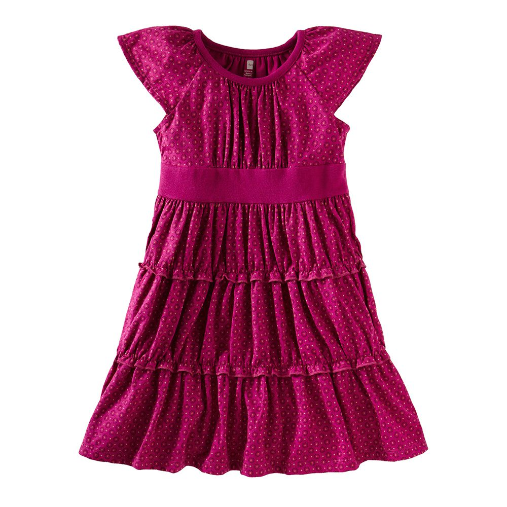 Lychee Twirl Dress