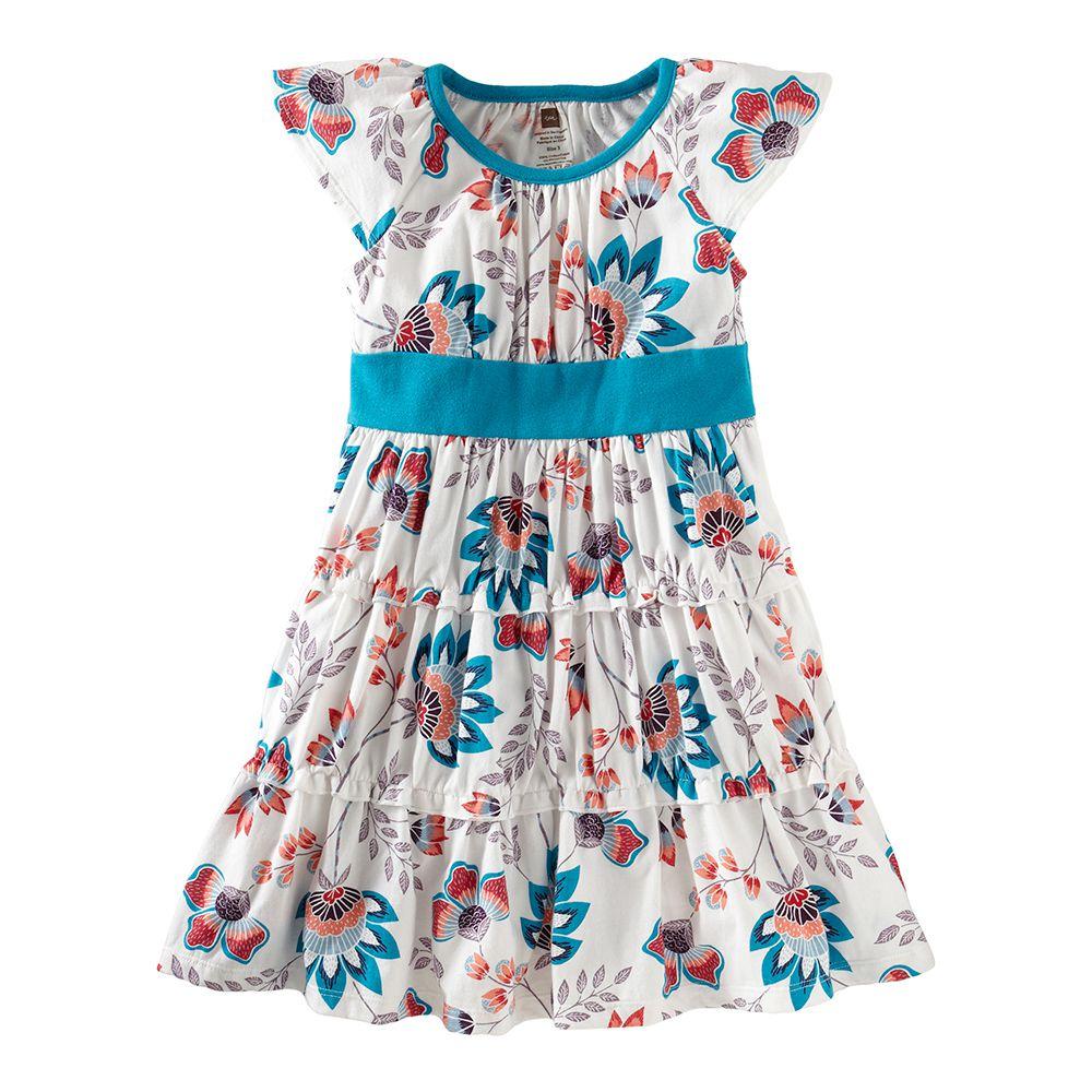 Ardmore Floral Twirl Dress
