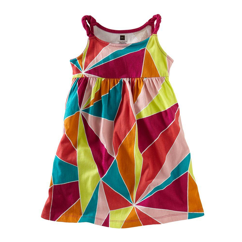 Bo-Kaap Twist Strap Dress
