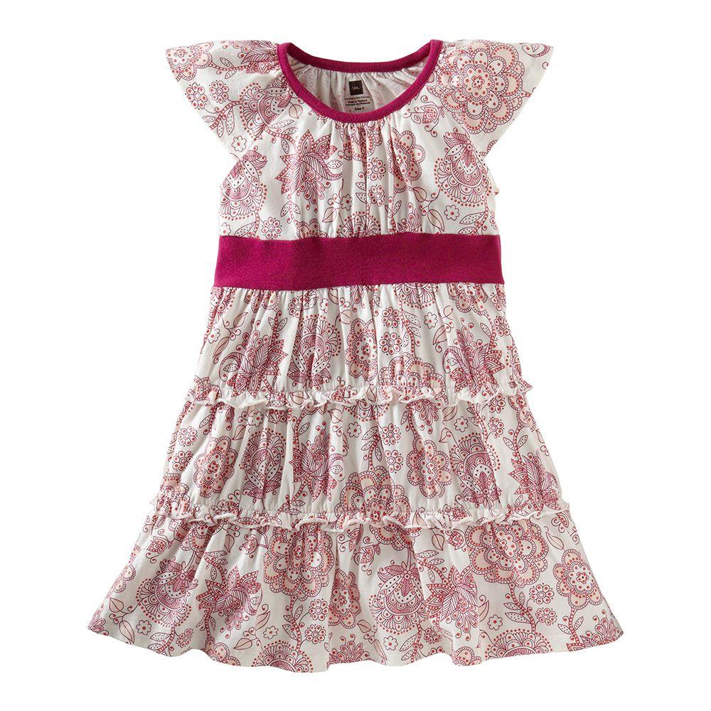 Kavadi Twirl Dress