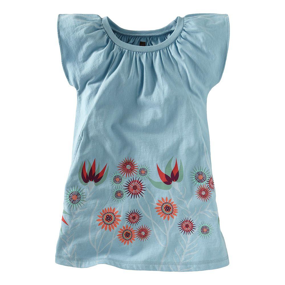 Anemone Garden Mini Dress