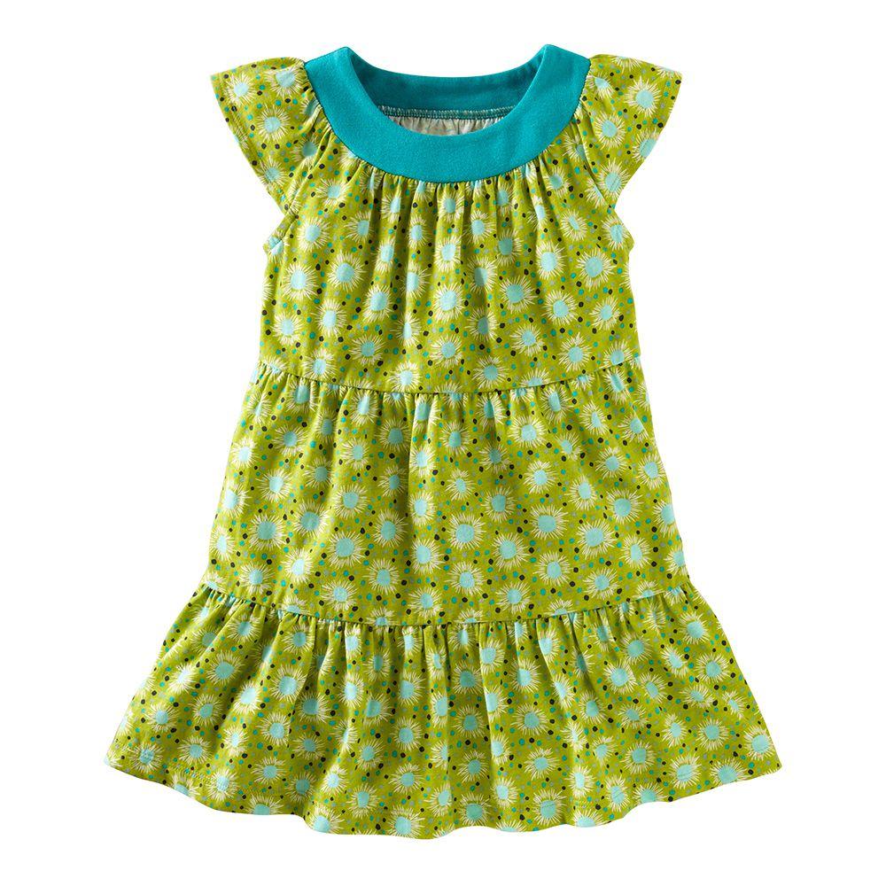 Sea Life Twirl Mini Dress