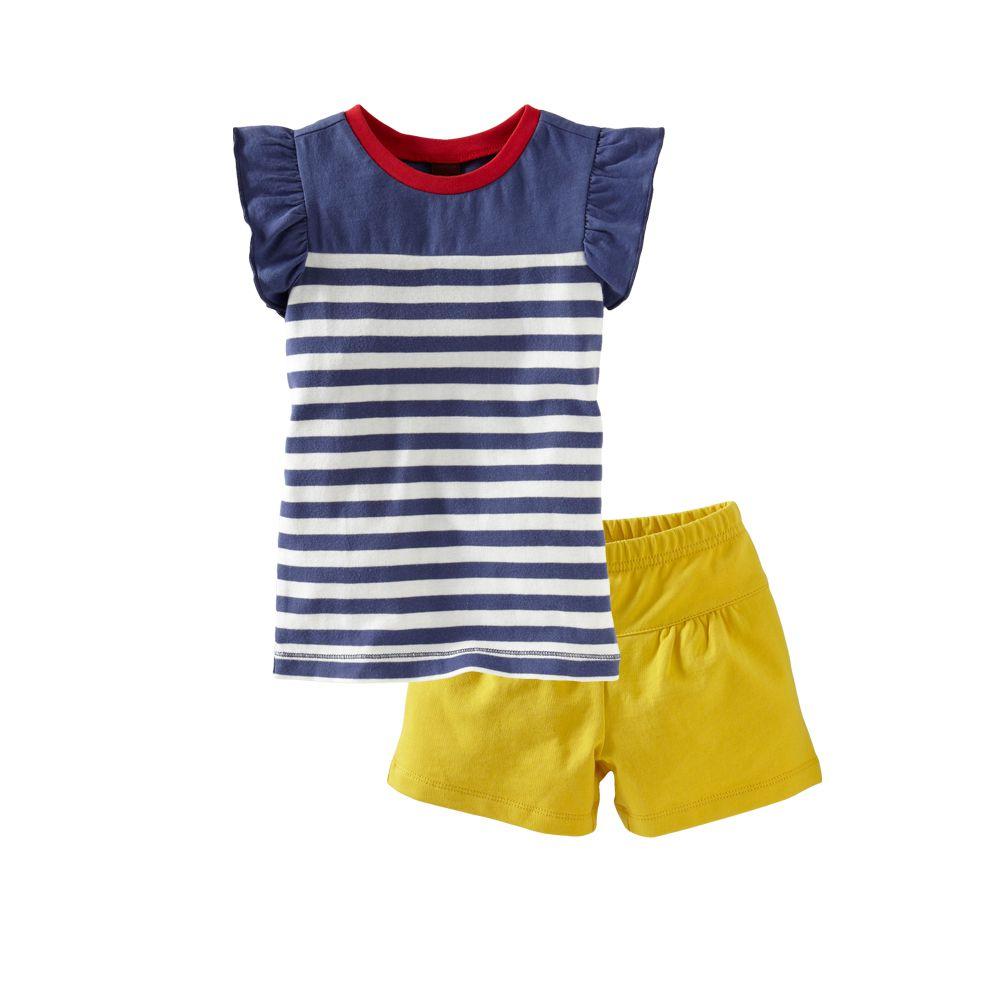 Tea Collection Nautical Fun Outfit