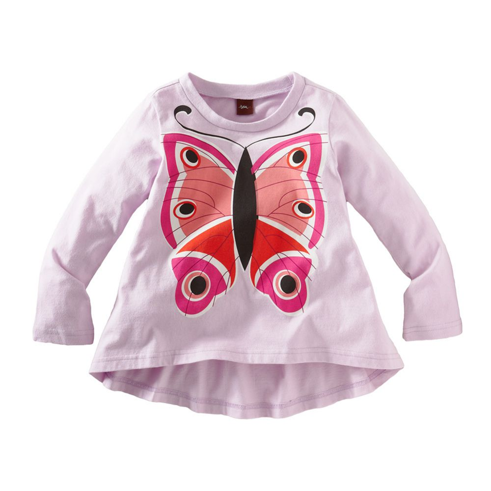 Tea Collection Butterfly Kite Twirl Top