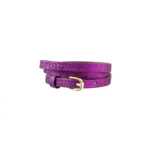 Peppercorn Kids® Sparkle Skinny Belt