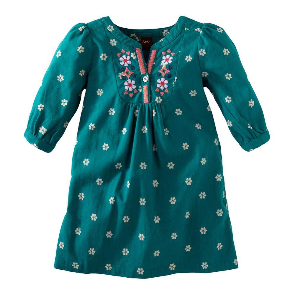 Tea Collection Hafeza Star Mini Dress