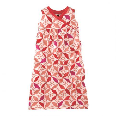 Rabat Tile Maxi Dress
