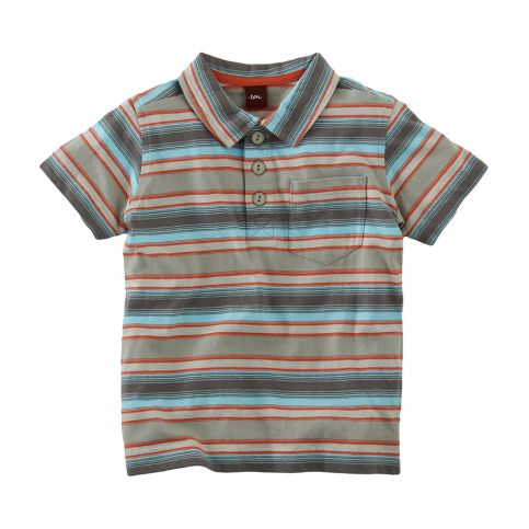 Mirage Stripe Polo