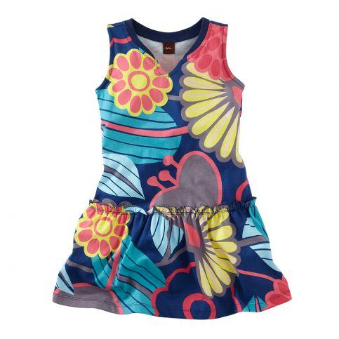 Mod Gypsy Vee Dress