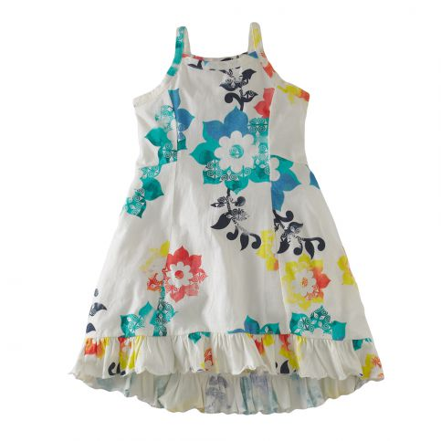 Sandcastle Floral Rumba Dress