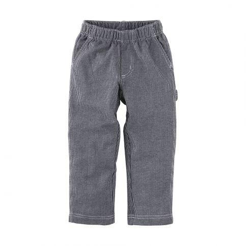 Railroad Stripe Carpenter Pants