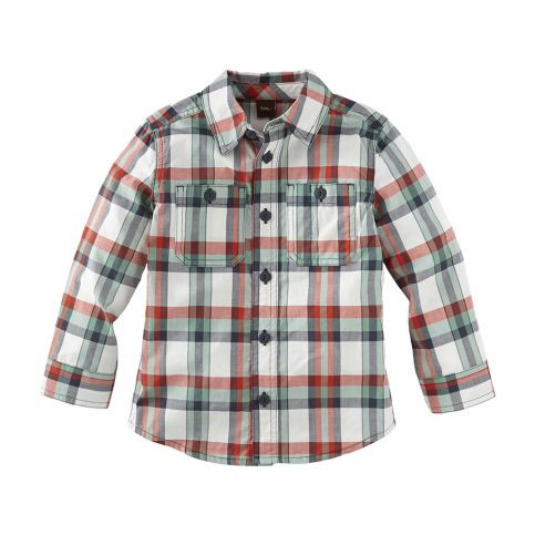 Harbor Plaid Shirt