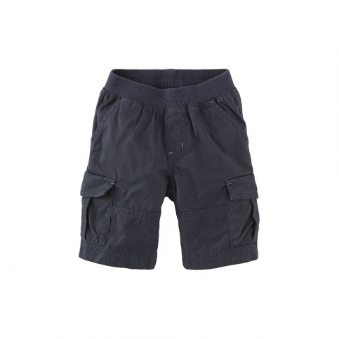 Canvas Cargo Shorts