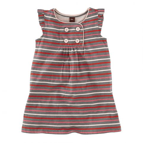 Altstadt Stripe Flutter Dress