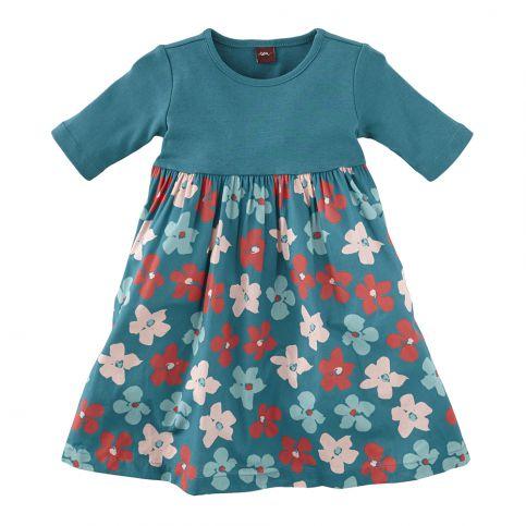 Stiefmütterchen Skirted Dress