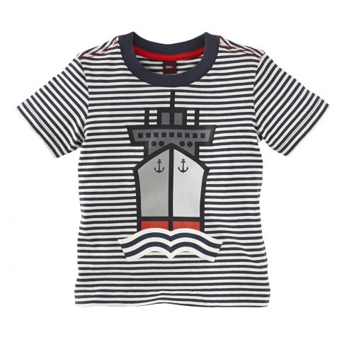 Nordsee Schiff Graphic Tee
