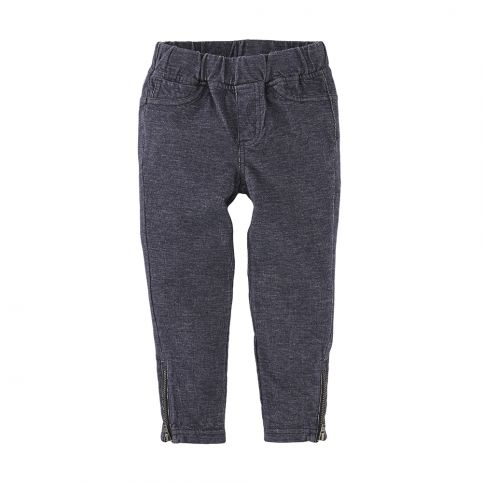 Skinny Minny Denim Look Pants