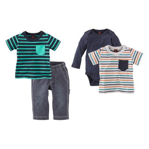 Elbe Autobahn Baby Boy Set