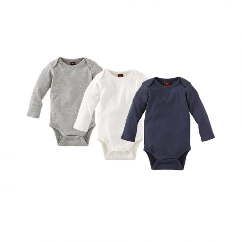 His Purity Bodysuit 3-Pack