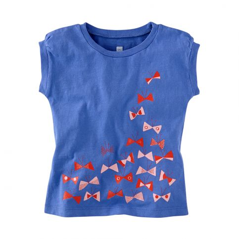 Bauhaus Butterflies Graphic Tee