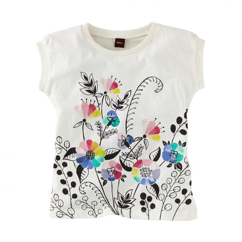 Kaleidoscope Garden Graphic Tee