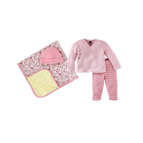 Snuggly Pink Gift Set