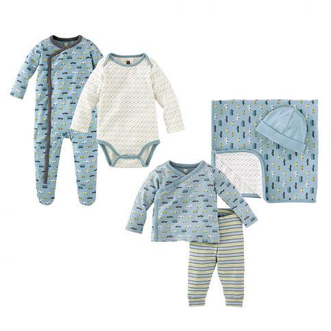 Newborn Boy Wardrobe Set