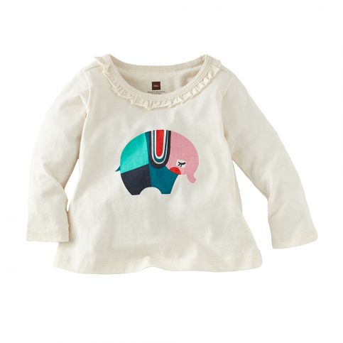 Bauhaus Baby Elephant Top