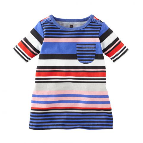 Gertrud Stripe Pocket Dress