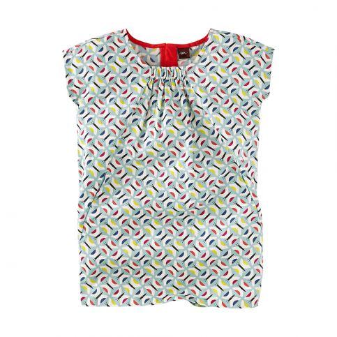 Mondrian Butterflies Shift Dress