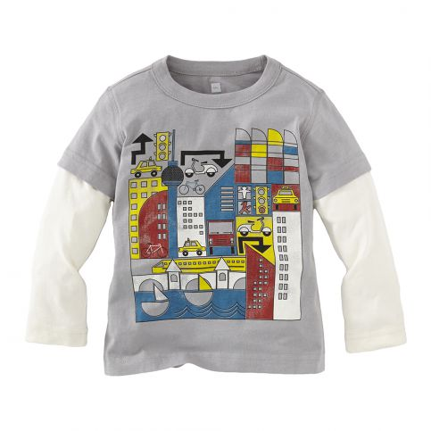 Berlin Cityscape Graphic Tee