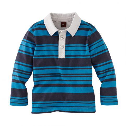 Kandinsky Stripe Polo Shirt