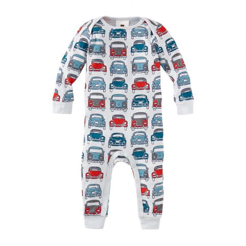 Beep Beep Baby Pajamas