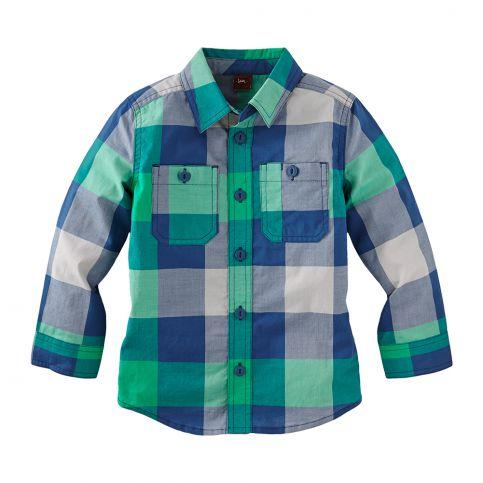 Dieter Plaid Shirt