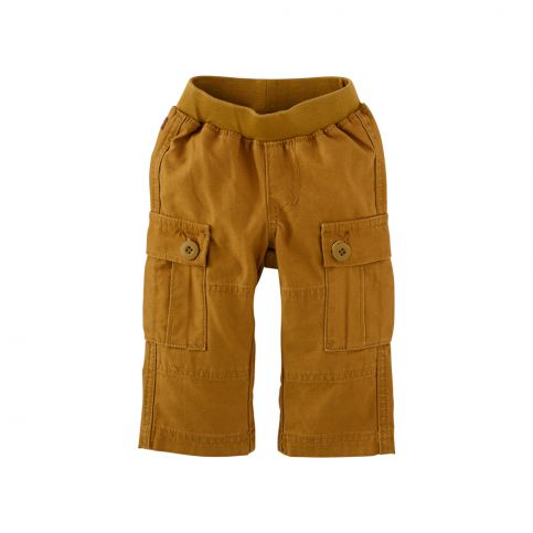 Twill Baby Cargo Pants