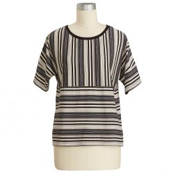 Schwarzwald Striped Tee | Tea Collection