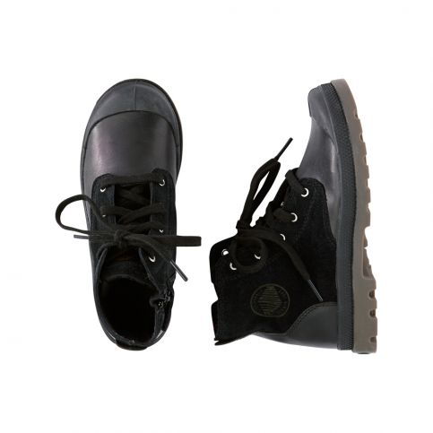 Palladium Pampa Hi Leather Boots | Tea Collection
