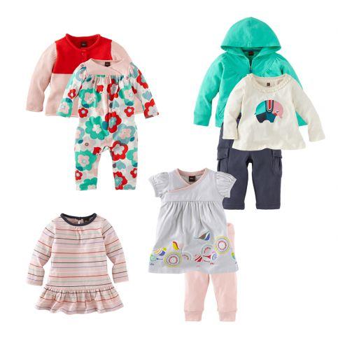 Mini Mädchen Wardrobe Set