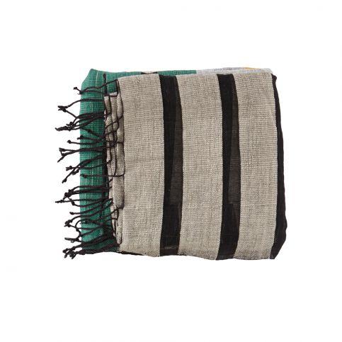 fashionABLE Multi-Stripe Scarf